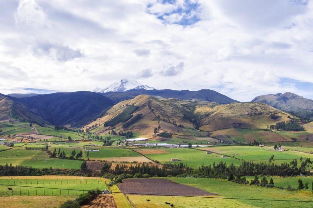 Best of Ecuador, Cayambe.