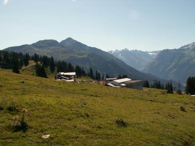 Madrisa Bergstation