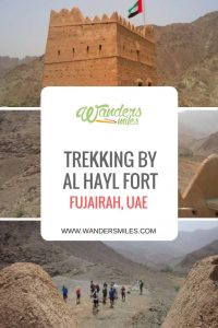 Guide to trekking in Wadi Al Hayl in Fujairah UAE