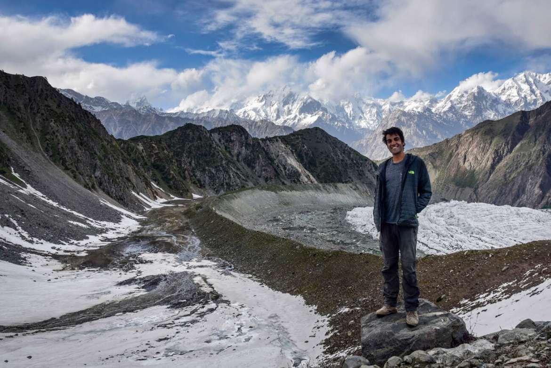 Joan Torres, Against the Compass, trekking in Pakistan
