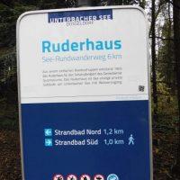 Tour 853 - Düsseldorf - Um den Unterbacher See.