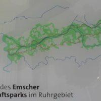Zu Gast im Emscher Landschaftspark