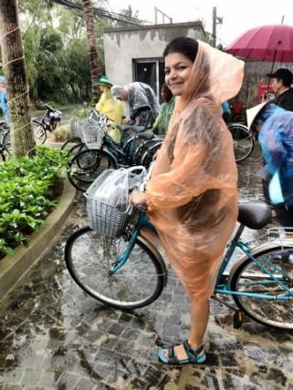 Biking in the Ancient Town of Hoi An