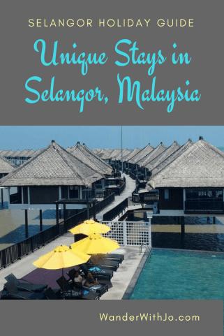resorts in selangor