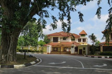 Streets of Royal Klang Town