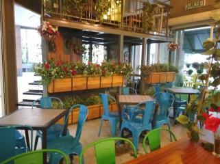 The coffee garden kuching