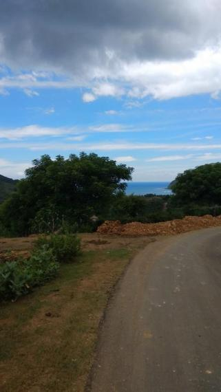 driving around lombok