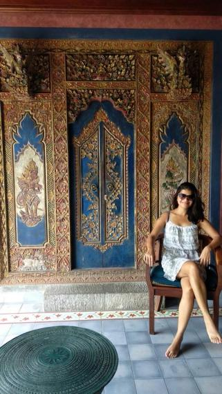 royal decor at dwaraka