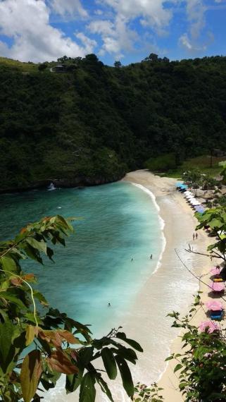 atuh beach nusa