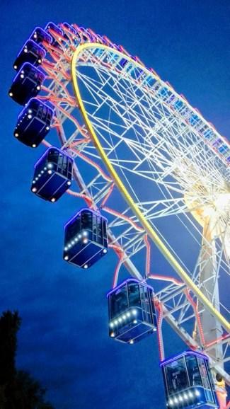 tomorrowland ferris wheel