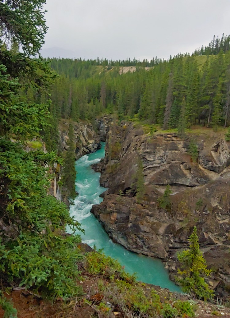Image of Siffleur River Canyon
