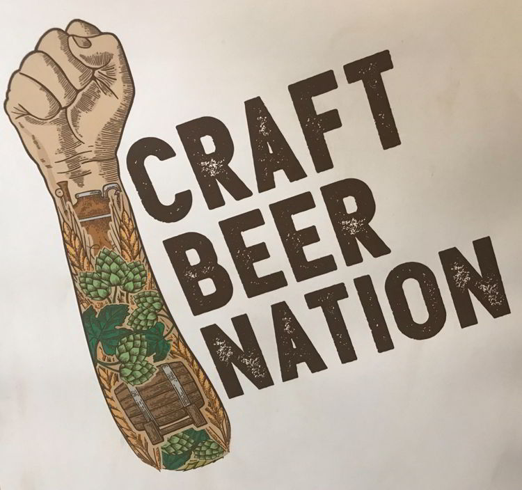 An image of the Craft Beer Nation logo.