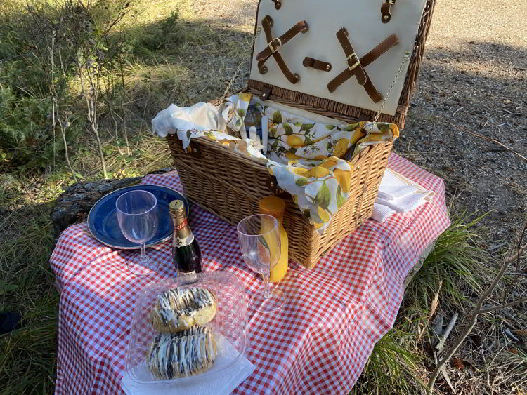 An image of a picnic basket.