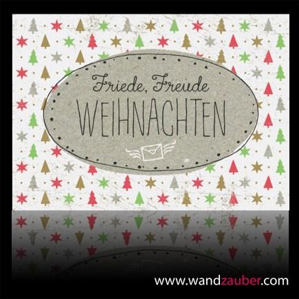 wandzauber-postkarte- frohe weihnachten-1