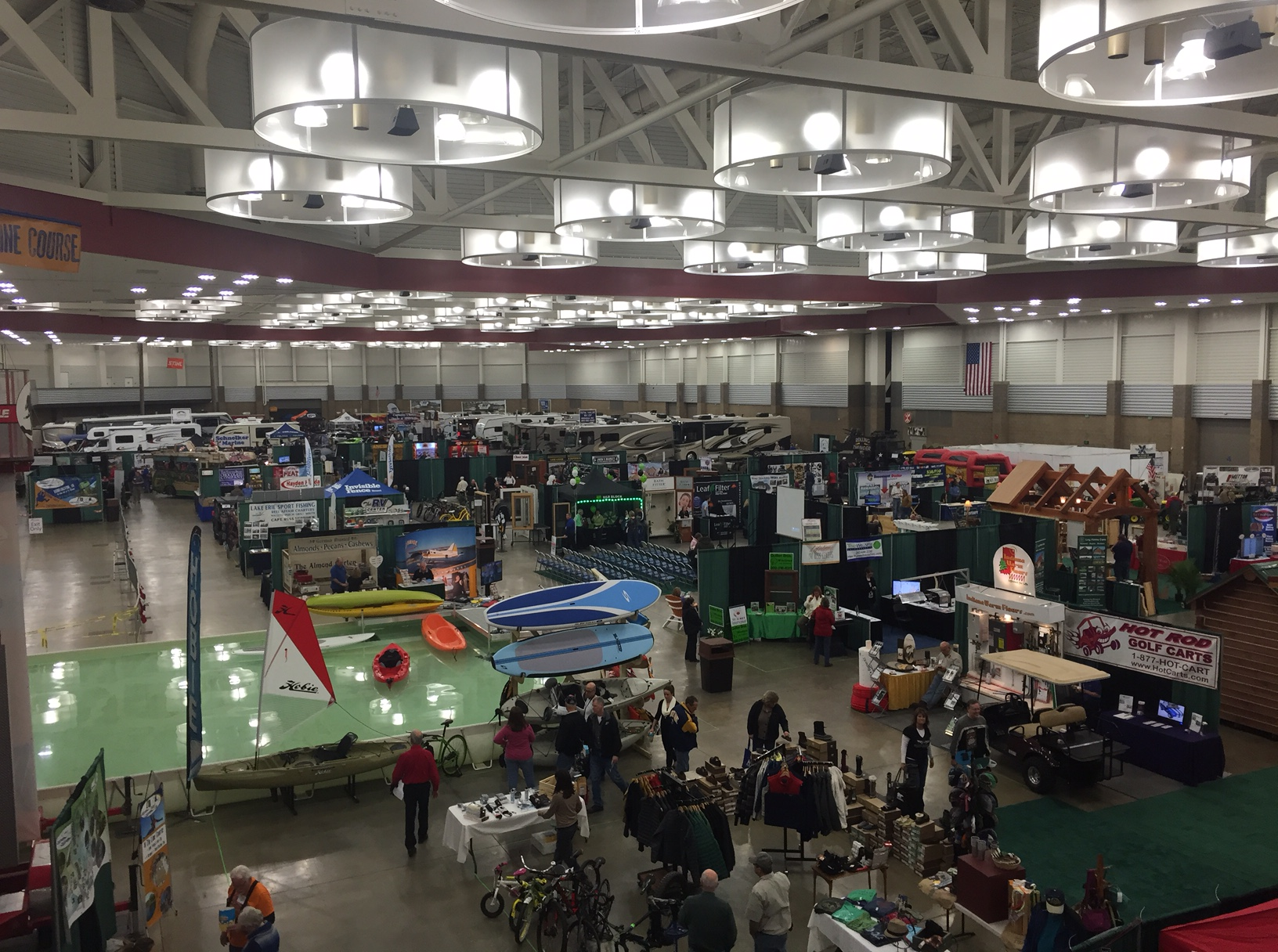 Photo from the 2015 Outdoor Sports, Lake & Cabin Show_78379