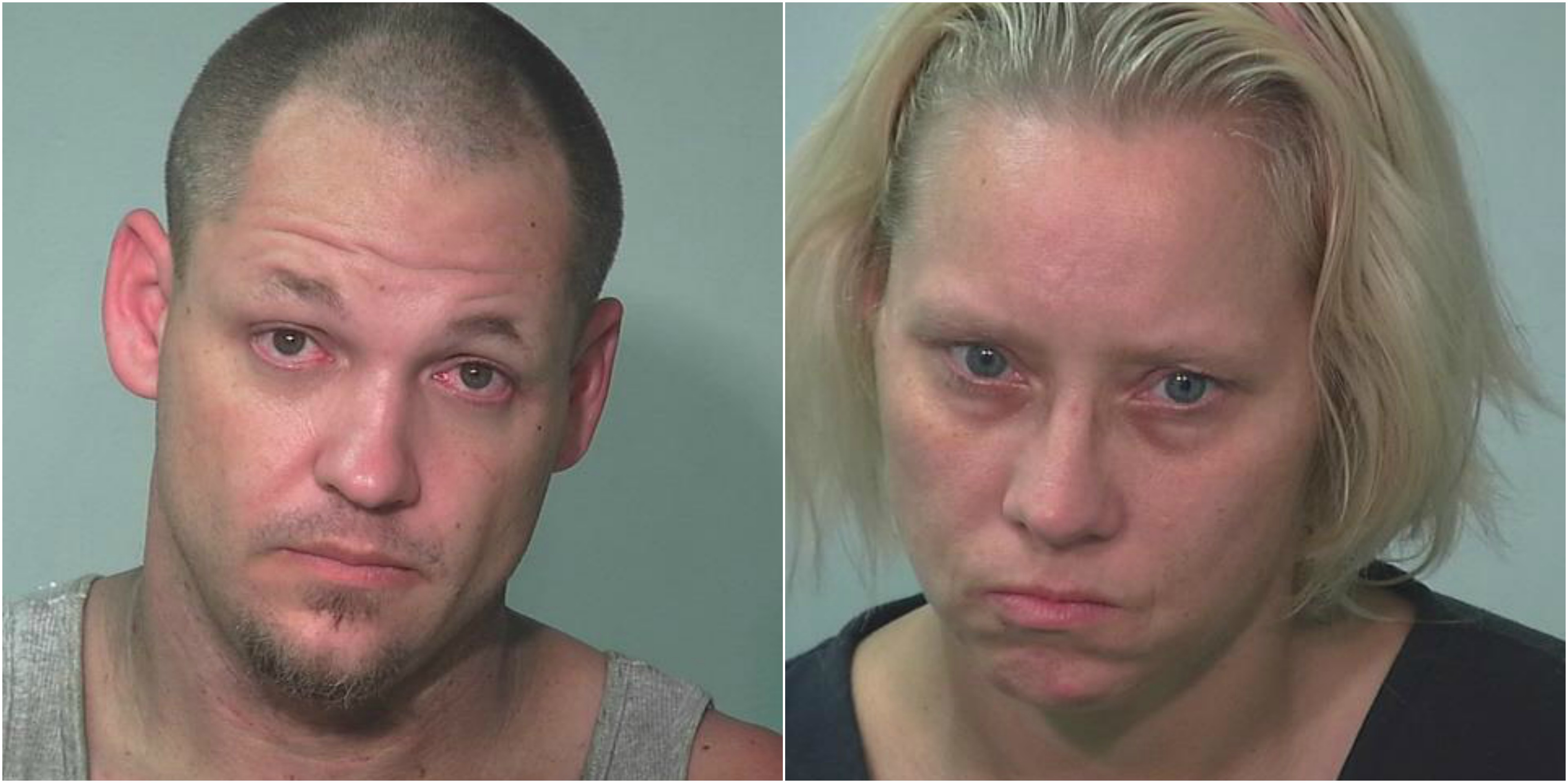 Man And Woman Charged Following Meth Lab Bust