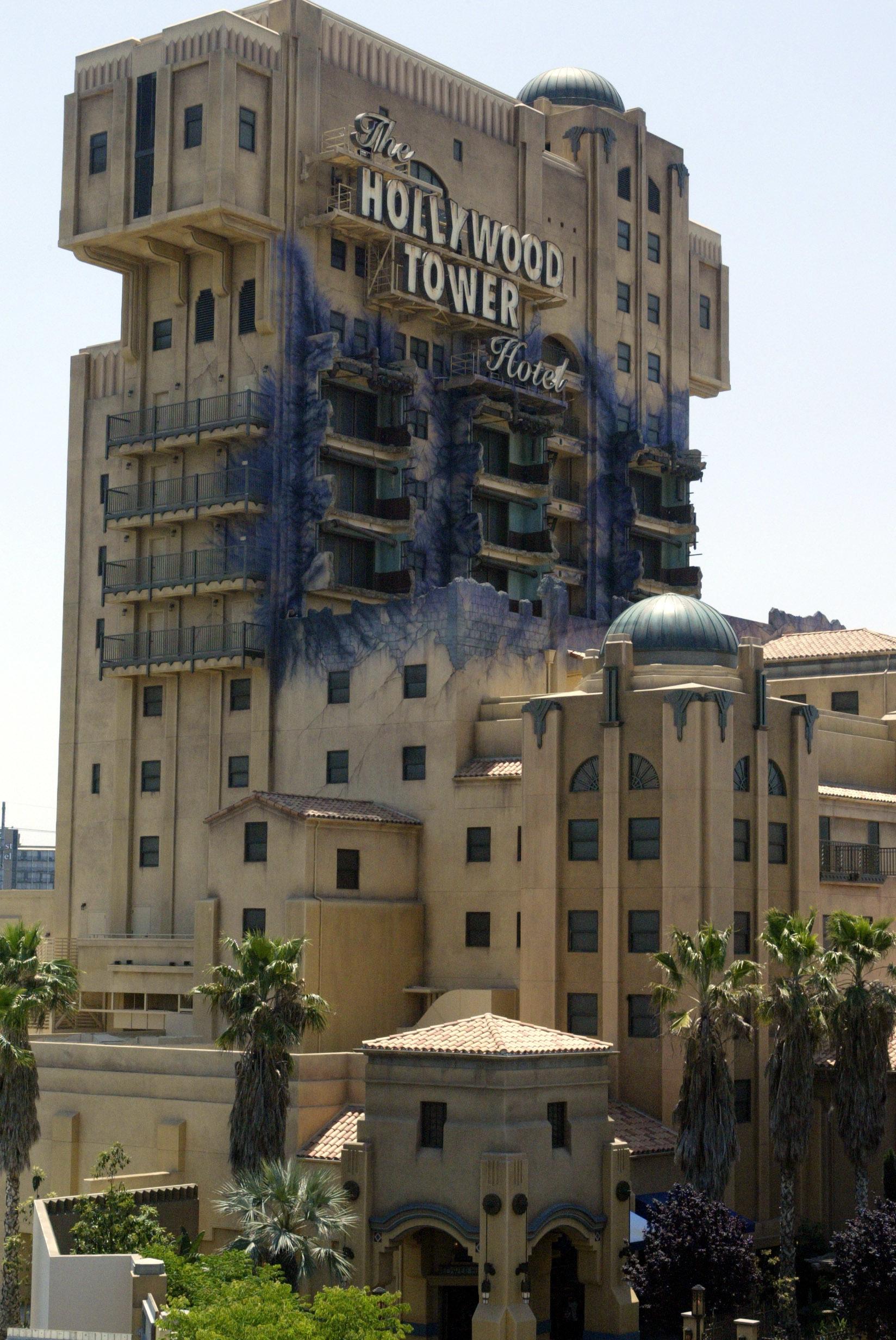 Disneyland S Tower Of Terror Making Way For Guardians Ride