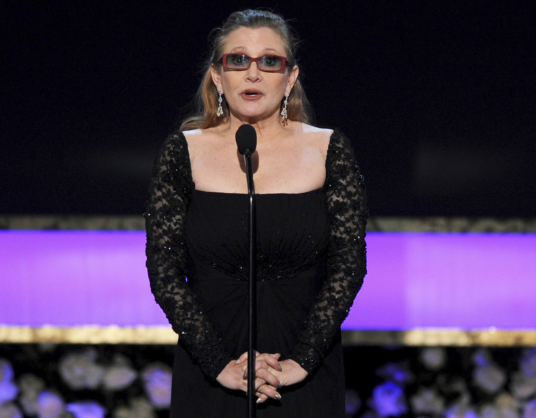 Best Wishes Flow In For Star Wars Star Carrie Fisher
