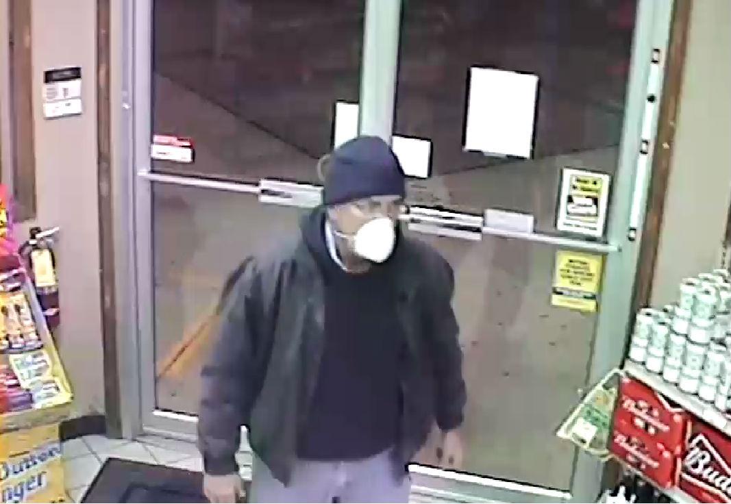 Phil's One Stop Marathon Robbery Jan. 12_233305