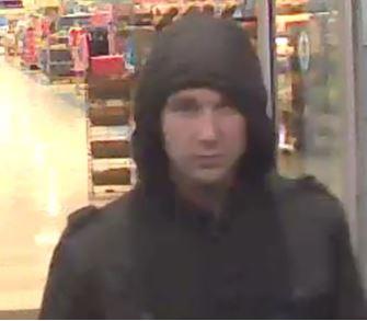 Fort Wayne Police Crazy Pinz theft suspect_233984