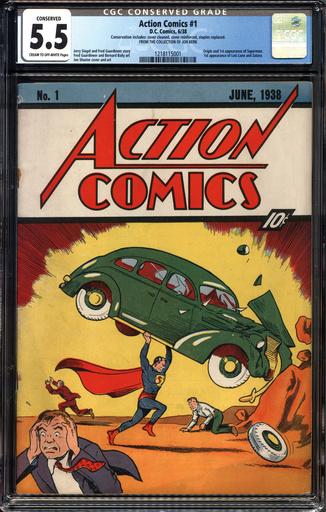Comic Book Auction_245135
