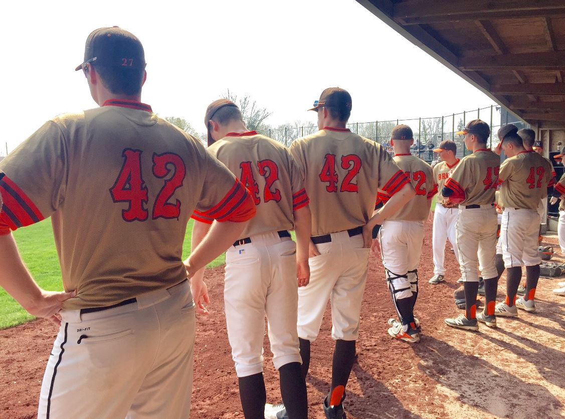 Northrop Tops Snider 6 1 On Jackie Robinson Day