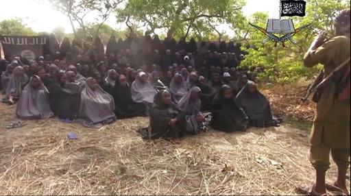 Nigeria Chibok Girls_258077