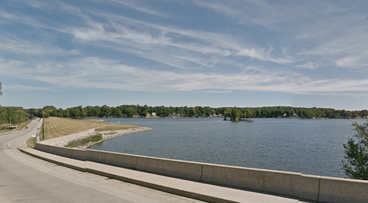 Sylvan Lake Rome City Noble County_261813