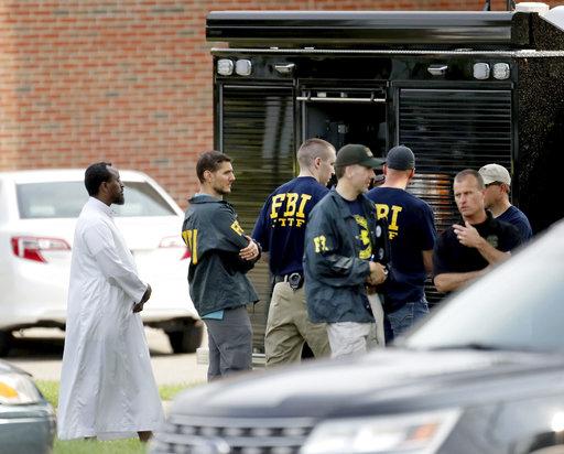 Minnesota Mosque Explosion_274732