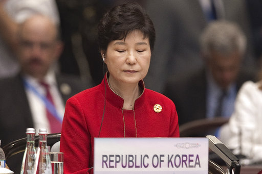 South Korea Politics_246759