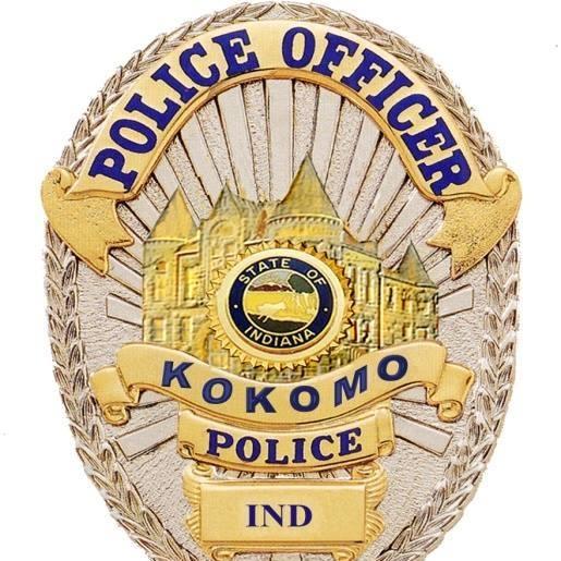 Kokomo police shield_285883