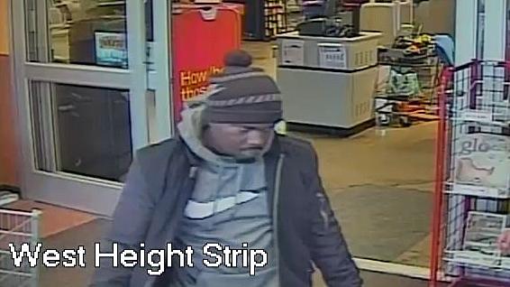 Kroger stolen credit card suspect_301689