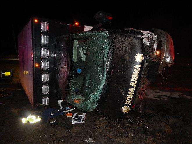Peru ambulance crash_308874