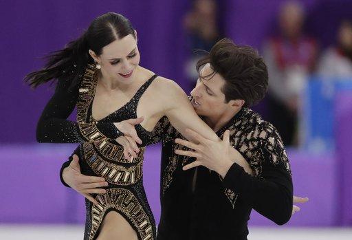 Pyeongchang Olympics Figure Skating Ice Dance_313366
