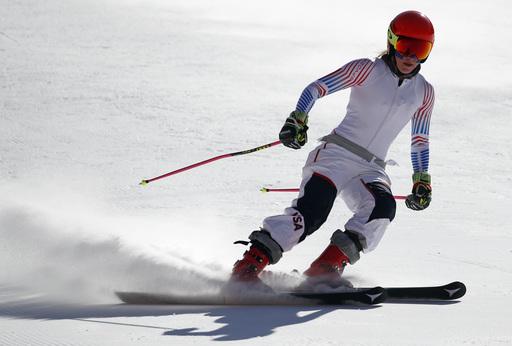 Pyeongchang Olympics Alpine Skiing_313505