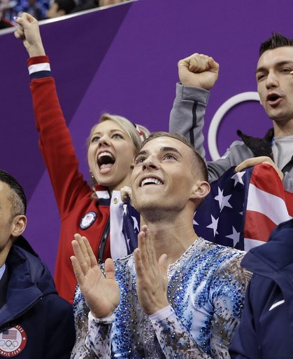 Pyeongchang Olympics Figure Skating Team Event_313533