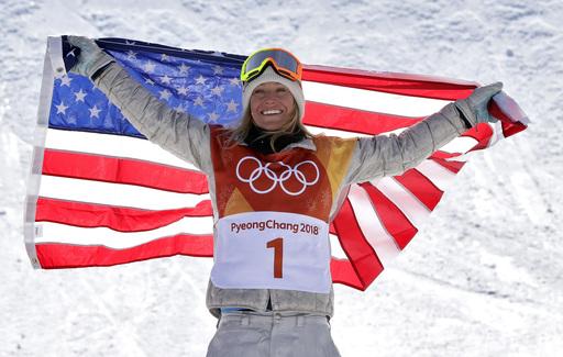 Pyeongchang Olympics Snowboard Women_313563