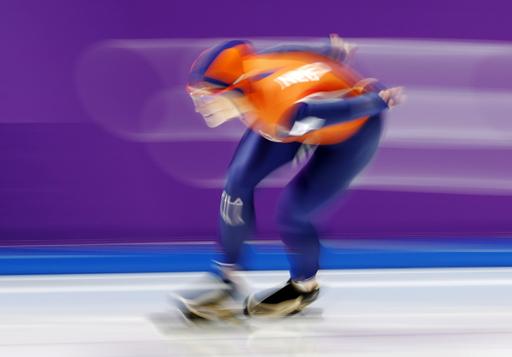 Pyeongchang Olympics Speed Skating Women_313657