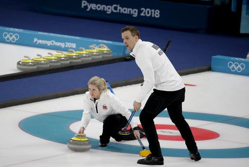 Pyeongchang Olympics Curling Russian Doping-Norway_316323