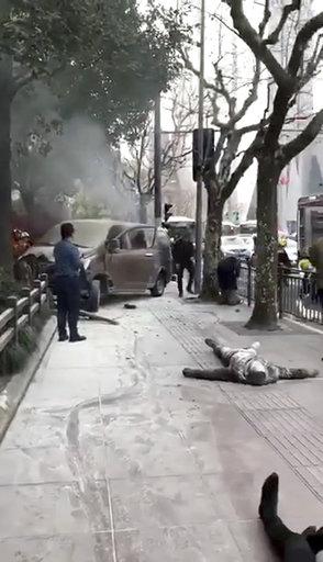 China Shanghai Crash_310997