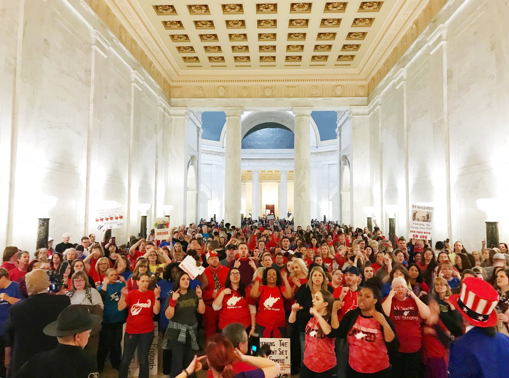 West Virginia Teachers Walkout Ends