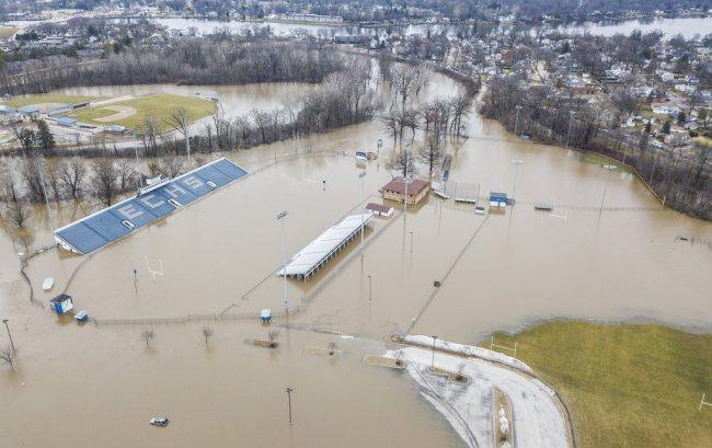 Elkhart flooding