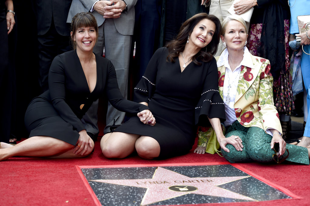 Lynda Carter Honored with a Star on the Hollywood Walk of Fame_1522848326859