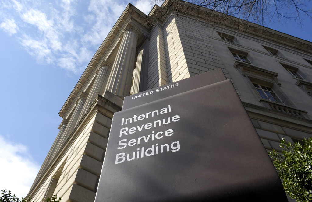 IRS Online Payment Glitch