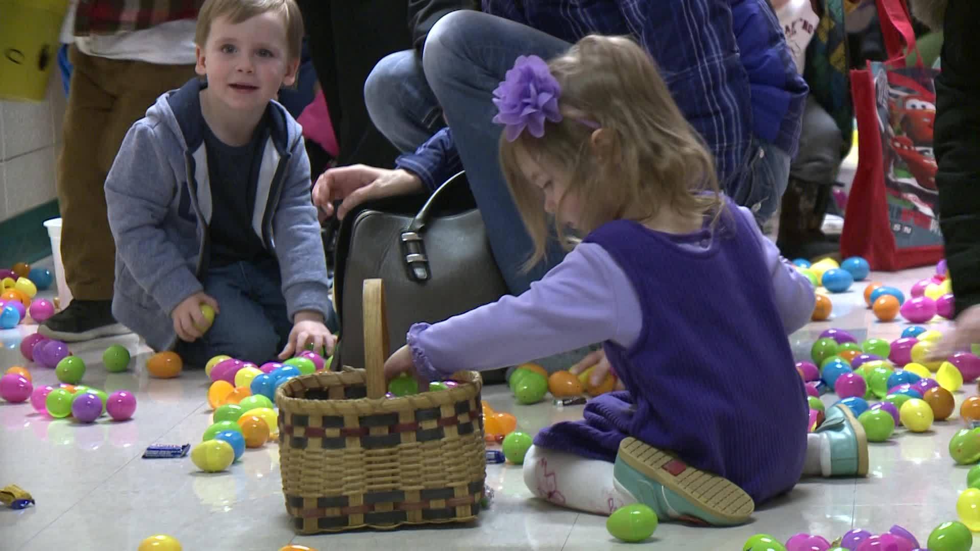 Byron Health Center Easter Egg Hunt