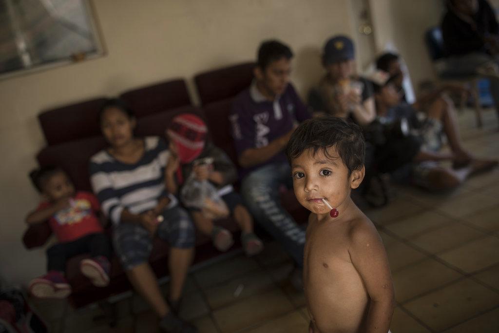 Mexico Migrants Caravan