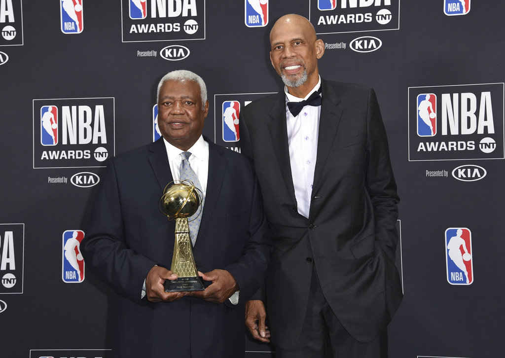 2018 NBA Awards - Press Room_1530016718210