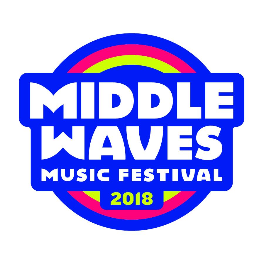 Middle Waves 2018 logo