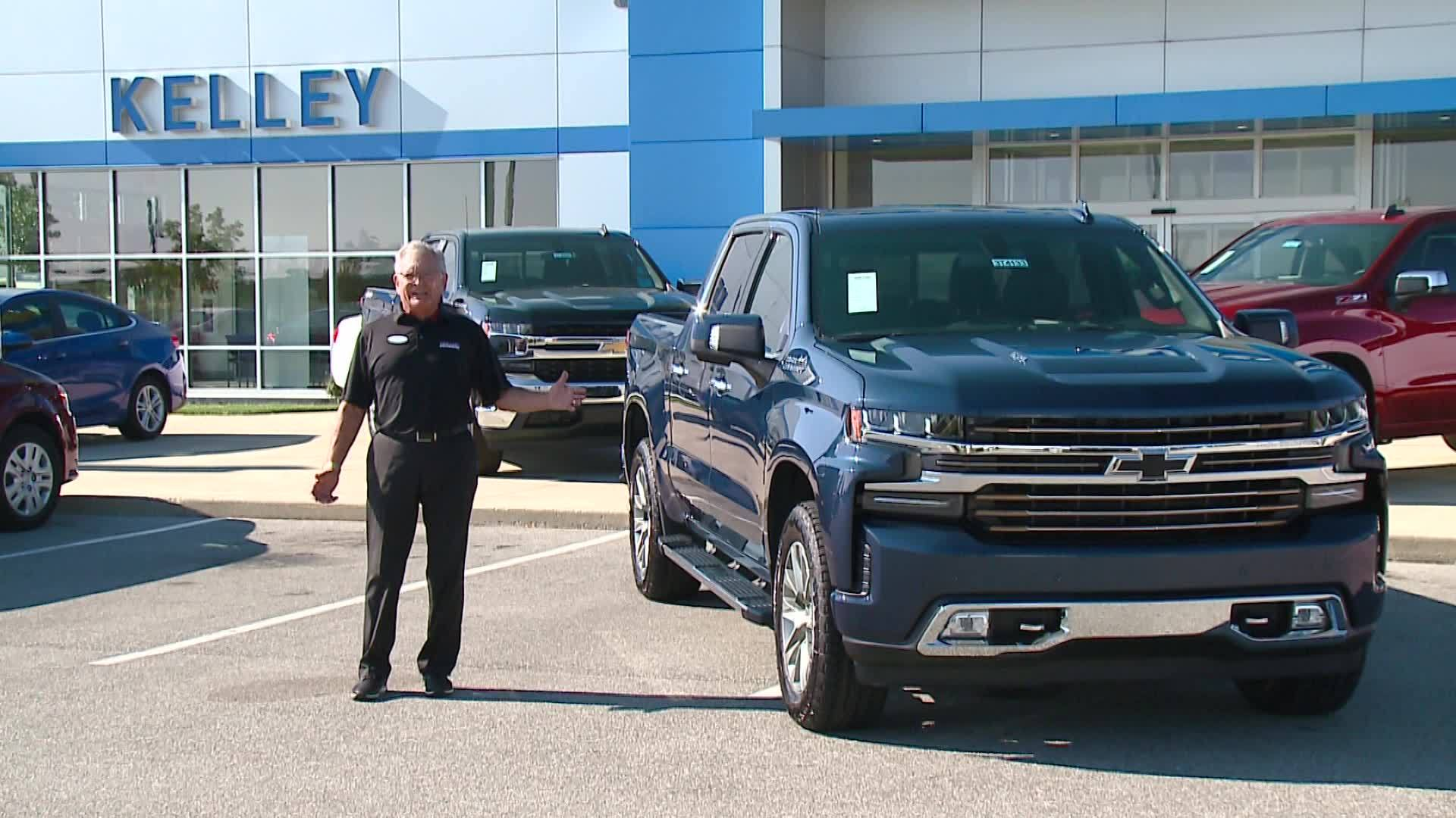 Two-Minute Test Drive: 2019 Chevrolet Silverado