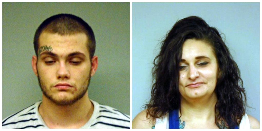 Mercer County drug bust mugs